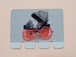 PANHARD 1892 - Coll. N° 19 NL/FR ( Plaquette C O O P - Voir Photo - IFA Metal Paris ) ! - Advertising (Porcelain) Signs