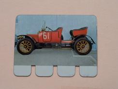 UNIC 1912 - Coll. N° 22 NL/FR ( Plaquette C O O P - Voir Photo - IFA Metal Paris ) ! - Advertising (Porcelain) Signs