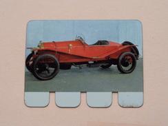 SPA COURSE 1912 - Coll. N° 23 NL/FR ( Plaquette C O O P - Voir Photo - IFA Metal Paris ) ! - Advertising (Porcelain) Signs