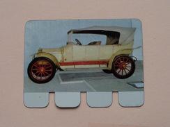 LEON BOLLEE 1912 - Coll. N° 24 NL/FR ( Plaquette C O O P - Voir Photo - IFA Metal Paris ) ! - Plaques Publicitaires