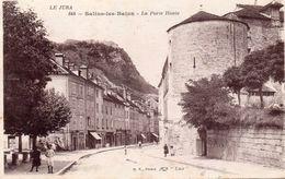 SALINS LES BAINS - La Porte Haute - Frankreich