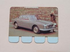 LANCIA FLAVIA - Coll. N° 32 NL/FR ( Plaquette C O O P - Voir Photo - IFA Metal Paris ) ! - Plaques En Tôle (après 1960)