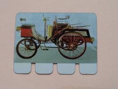 HURTU 1899 - Coll. N° 36 NL/FR ( Plaquette C O O P - Voir Photo - IFA Metal Paris ) ! - Plaques Publicitaires
