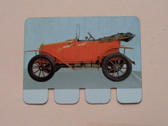 ZEBRE 1911 - Coll. N° 37 NL/FR ( Plaquette C O O P - Voir Photo - IFA Metal Paris ) ! - Blechschilder (ab 1960)