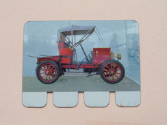 DE DION BOUTON 1907 - Coll. N° 38 NL/FR ( Plaquette C O O P - Voir Photo - IFA Metal Paris ) ! - Plaques En Tôle (après 1960)