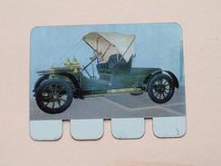 GREGOIRE TYPE 70 1906 - Coll. N° 39 NL/FR ( Plaquette C O O P - Voir Photo - IFA Metal Paris ) ! - Plaques En Tôle (après 1960)