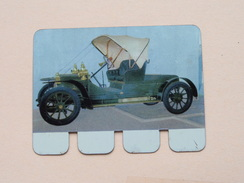 GREGOIRE TYPE 70 1906 - Coll. N° 39 NL/FR ( Plaquette C O O P - Voir Photo - IFA Metal Paris ) ! - Blechschilder (ab 1960)