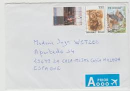 B373 / Buntfrankatur 2017 (3 Marken) - Briefe U. Dokumente