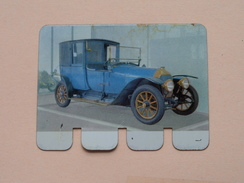 PEUGEOT 1914 - Coll. N° 41 NL/FR ( Plaquette C O O P - Voir Photo - IFA Metal Paris ) ! - Blechschilder (ab 1960)