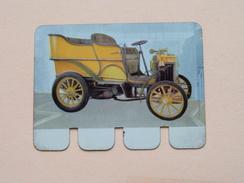 BARDON 1902 - Coll. N° 42 NL/FR ( Plaquette C O O P - Voir Photo - IFA Metal Paris ) ! - Plaques Publicitaires