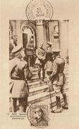 6. SPA - Souvenir De La Conférence Diplomatique Avec Oblitération Du 16-VII-1920 - Spa