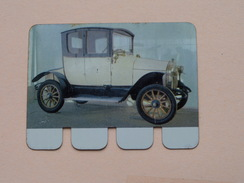 OTTO 1907 - Coll. N° 45 NL/FR ( Plaquette C O O P - Voir Photo - IFA Metal Paris ) ! - Plaques En Tôle (après 1960)