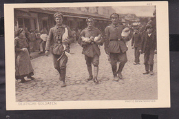 B25 /  Der Krieg In Postkarten 1914 / 16 Russland Polen / Deutsche Soldaten Im Osten - Weltkrieg 1914-18