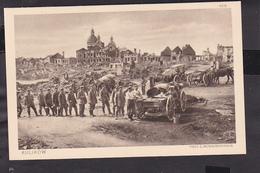 B25 /  Der Krieg In Postkarten 1914 / 16 Russland Polen / Deutsche Soldaten B. Kulikow Zamosc - Weltkrieg 1914-18