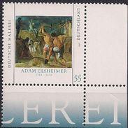2007 Deutschland Mi. 2591**MNH  EUR  Die Ausgrabung Der Kreuze; Gemälde Von Adam Elsheimer - [7] Repubblica Federale