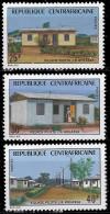 CENTRAFRIQUE - Village Pilote Du Président Bokassa - Central African Republic