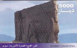 Iraq, IQ-ITPC-0004, Ashur Monument, 2 Scans . - Iraq