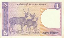 BANGLADESH 1 TAKA -UNC - Bangladesh