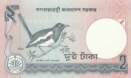 BANGLADESH 2 TAKA -UNC - Bangladesh