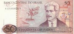 BRASILE 50 CRUZADOS -UNC - Brasil