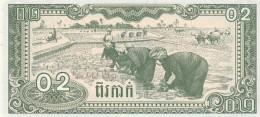CAMBOGIA 0,2 RIEL -UNC - Cambodia