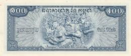 CAMBOGIA 100 RIELS (4) -UNC - Cambodia