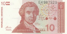 CROAZIA 10 DINARA -UNC - Croatia