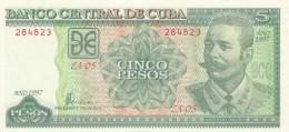 CUBA 5 PESOS -UNC - Cuba