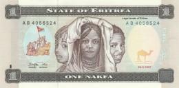 ERITREA 1 NAFKA -UNC - Eritrea