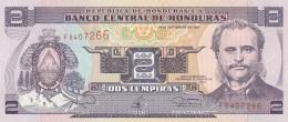 HONDURAS 1 LEMPIRAS -UNC - Honduras