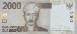 INDONESIA 2000 RUPIAH -UNC - Indonésie