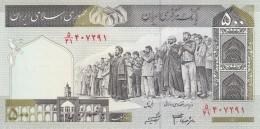 IRAN 500 RIALS -UNC - Iran