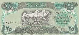 IRAQ 25 DINARS -UNC - Iraq
