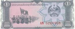 LAOS 1 KIP -UNC - Laos