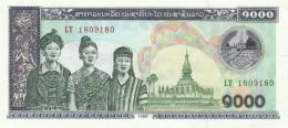 LAOS 1000 KIP -UNC - Laos