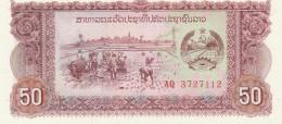 LAOS 50 KIP -UNC - Laos