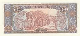 LAOS 500 KIP -UNC - Laos