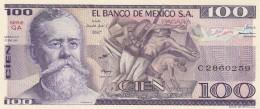 MESSICO 100 PESOS -UNC - Messico