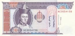 MONGOLIA 100 TUGRIK -UNC - Mongolia