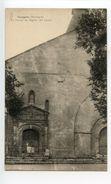 Sorges Le Portail De L'église - France