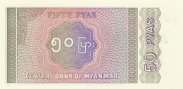 MYANMAR 50 PAYS -UNC - Myanmar
