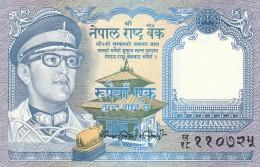 NEPAL 1 RUPIE -UNC - Nepal