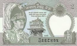 NEPAL 2 RUPEES -UNC - Nepal