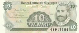 NICARAGUA 101 CENTAVOS -UNC - Nicaragua