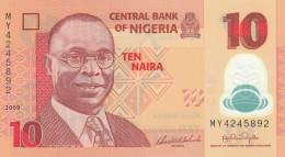 NIGERIA 10 NAIRA -UNC - Nigeria