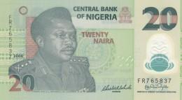 NIGERIA 20 NAIRA -UNC - Nigeria