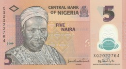 NIGERIA 5 NAIRA -UNC - Nigeria