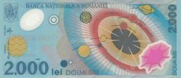 ROMANIA 2000 LEI -UNC - Rumania