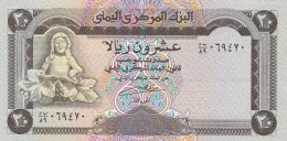 YEMEN 20 RIALS -UNC - Yemen