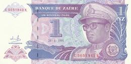ZAIRE 1 ZAIRE -UNC - Zaire
